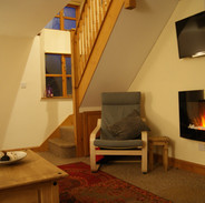 The Stables - Living Room