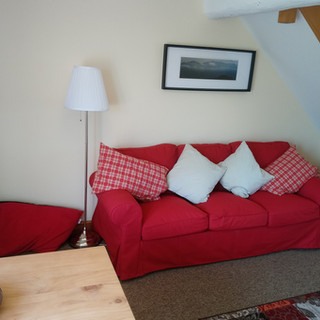 The Smithy - Living Room