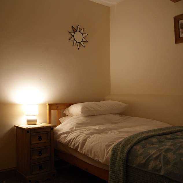 The Stables - Single Bedroom
