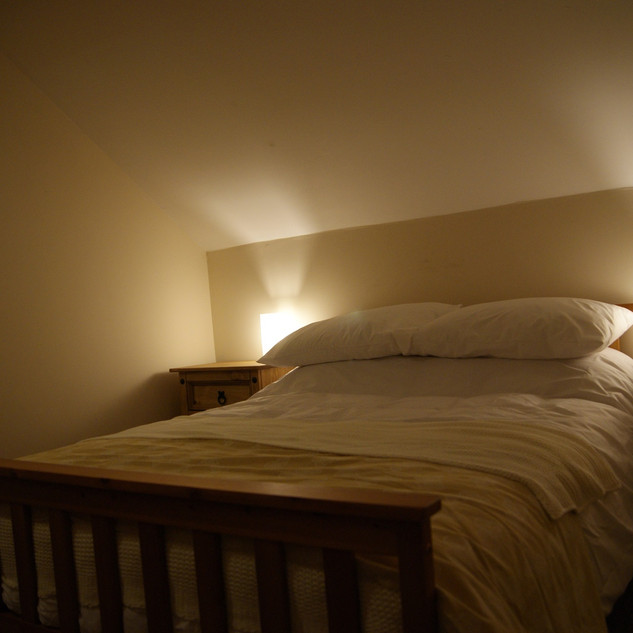 The Stables - Double Bedroom