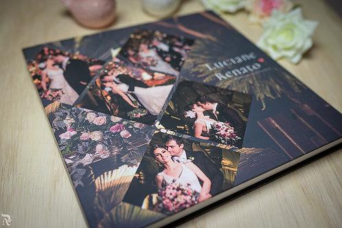 Álbum Fotográfico (30x30) - Quadrado 40 páginas