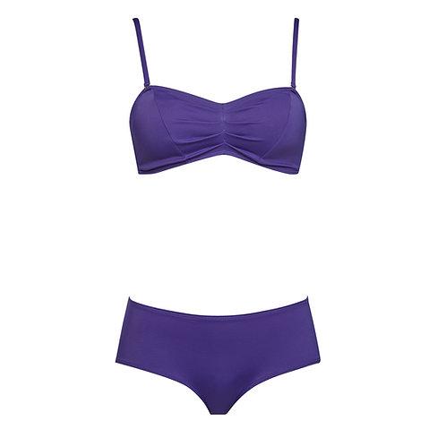"""purple bikini """"Charlotte"""""""