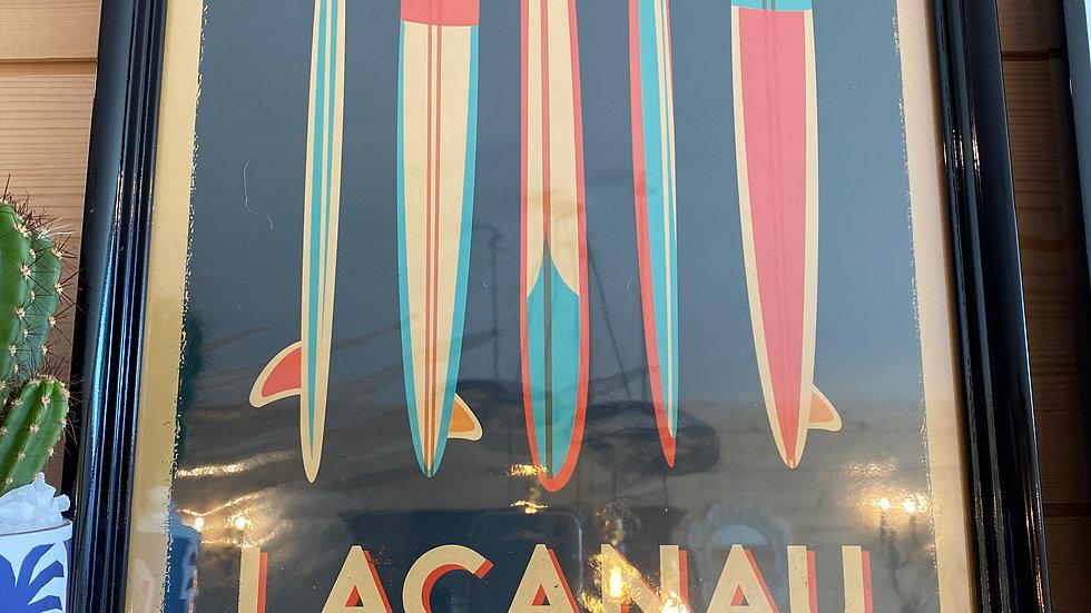 Affiche Lacanau