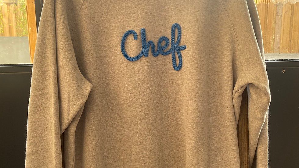 Sweat Homme Chef