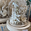 Thumbnail: Cloche fleurs séchées