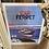 Thumbnail: Affiche Cap Ferret Pinasse