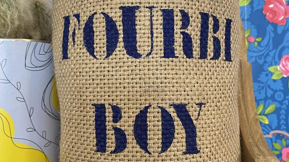 Panière fourby boy