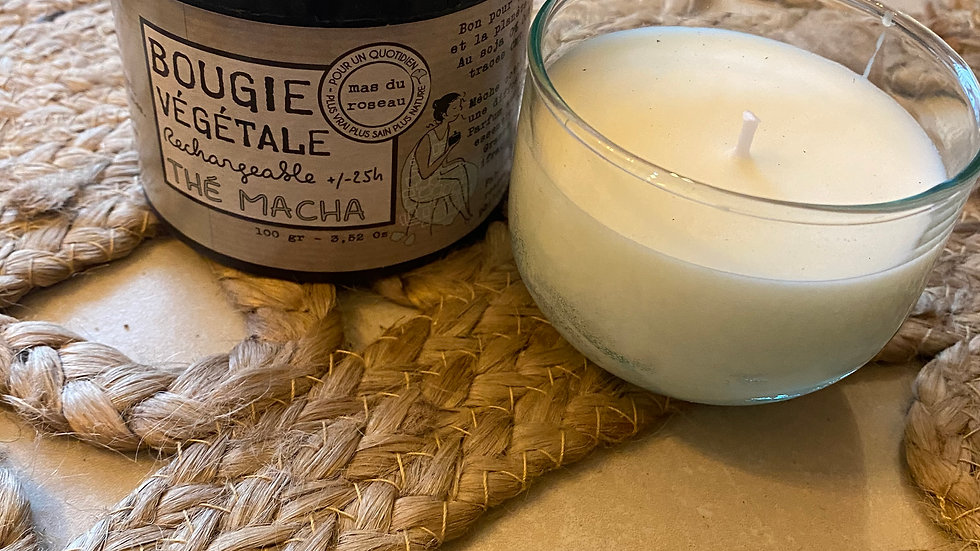 Bougie Thé Macha