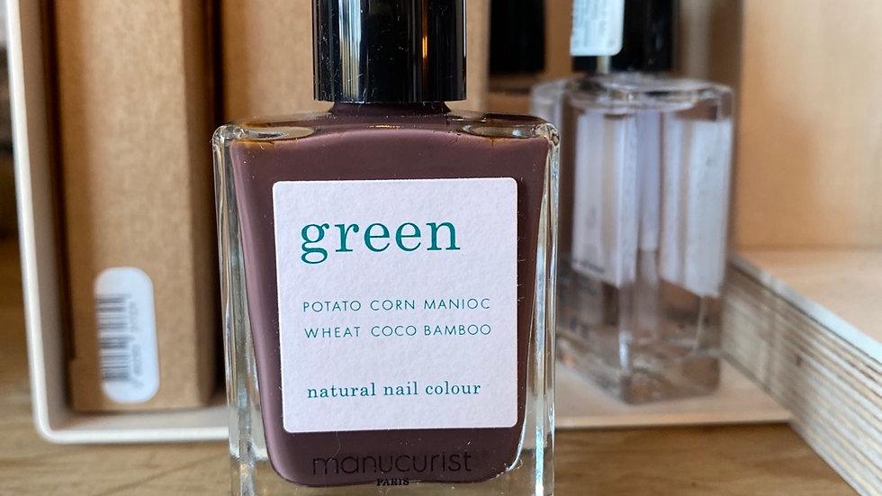 Vernis Green coloris Dark Tourmaline