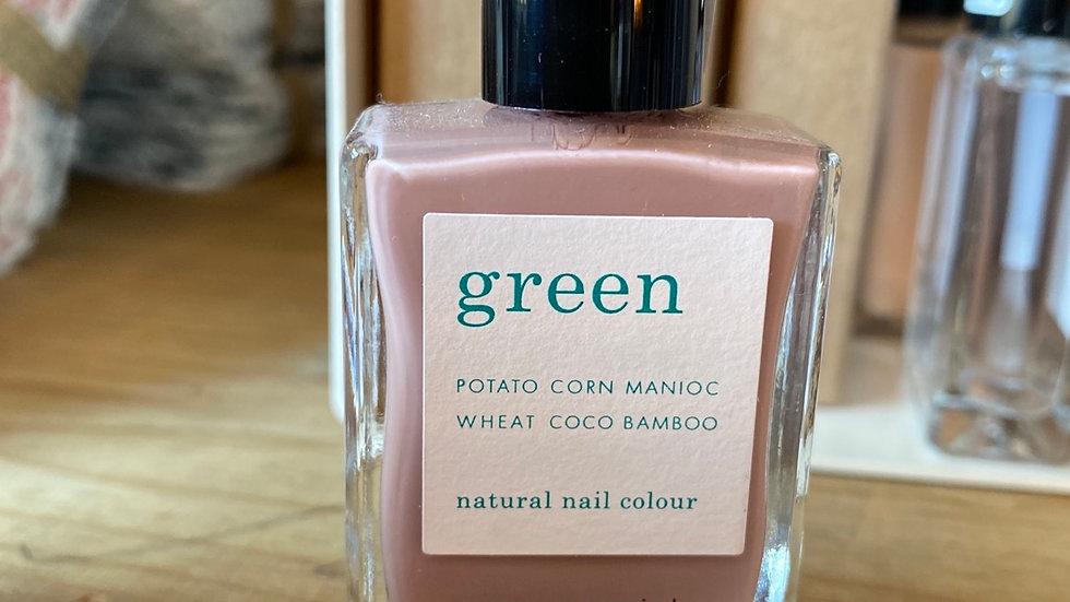 Vernis Green coloris Pink Satin