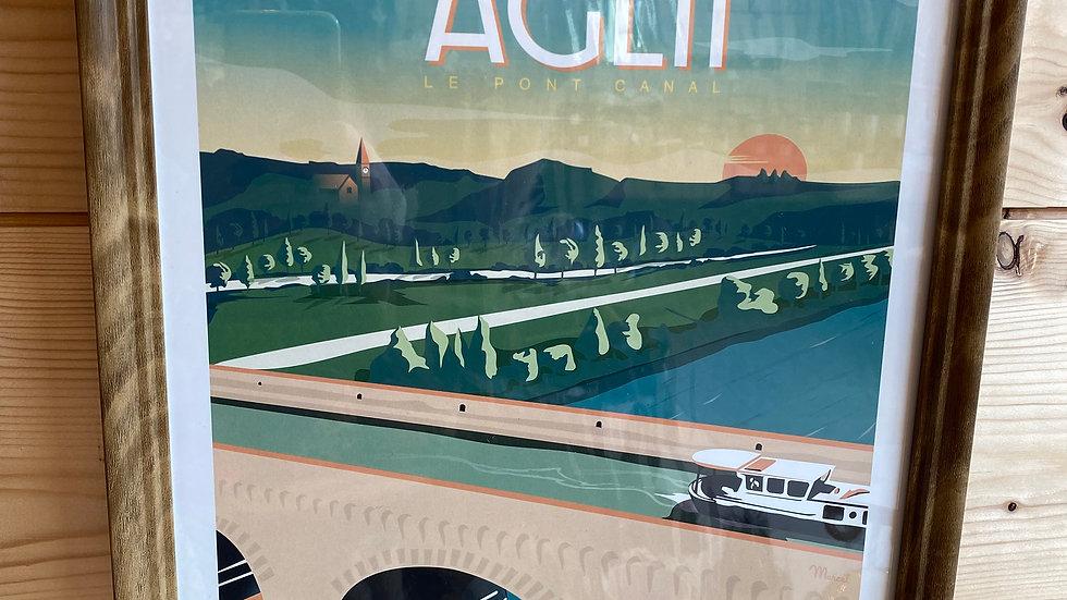 Affiche Agen