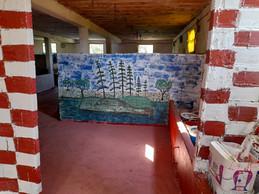 L'atelier de la ferme pédagogique