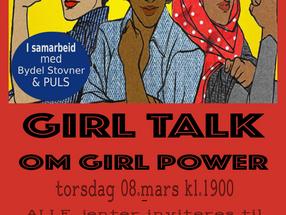 8. mars i Bydel Stovner - girl power