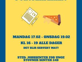Jobbsøkerkurs i Vinterferien - Jobbsenteret på Blokk 58