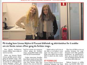 Stovner Media to saker på trykk i dagens Akers Avis!