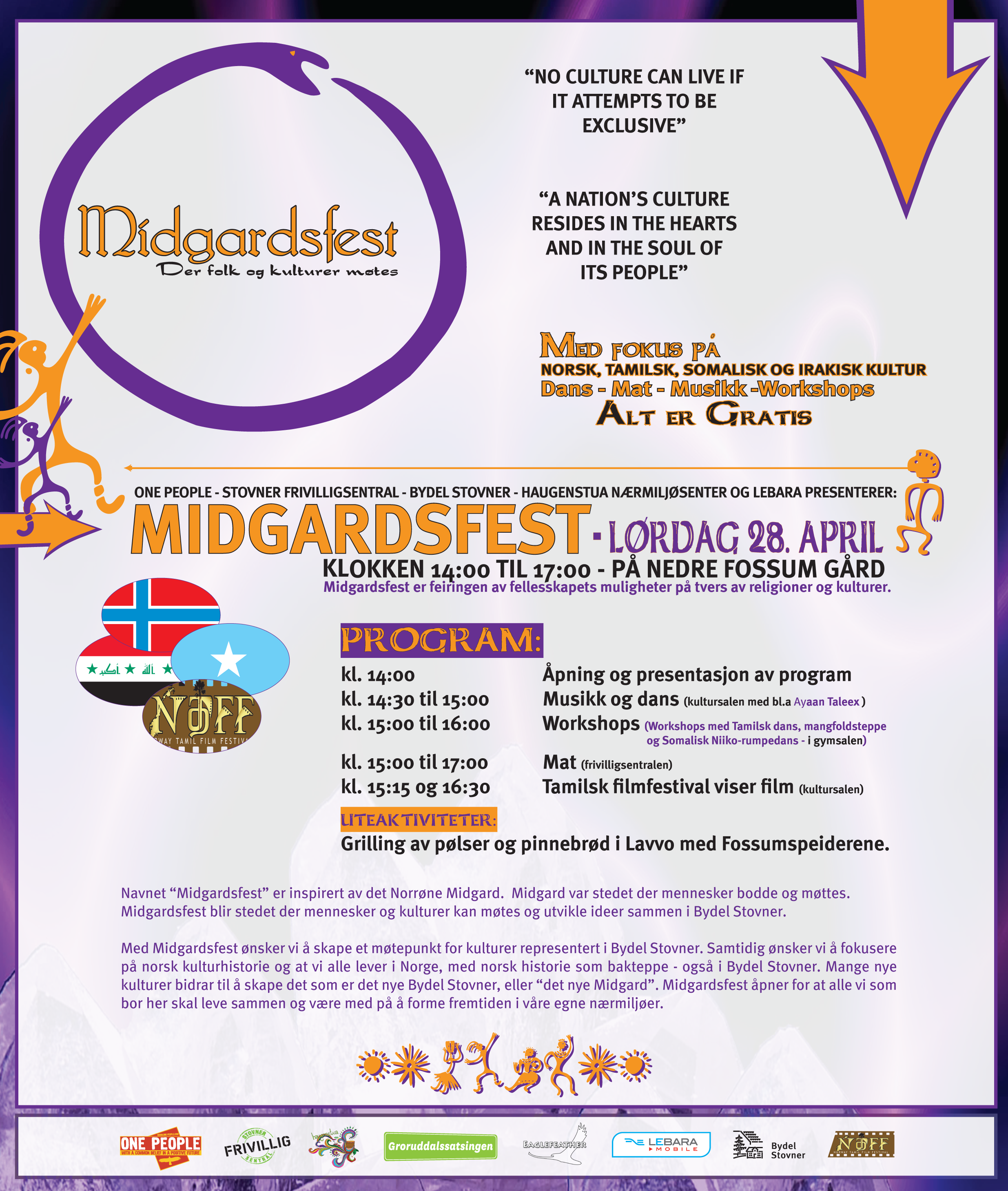 Midgardsfestplakat