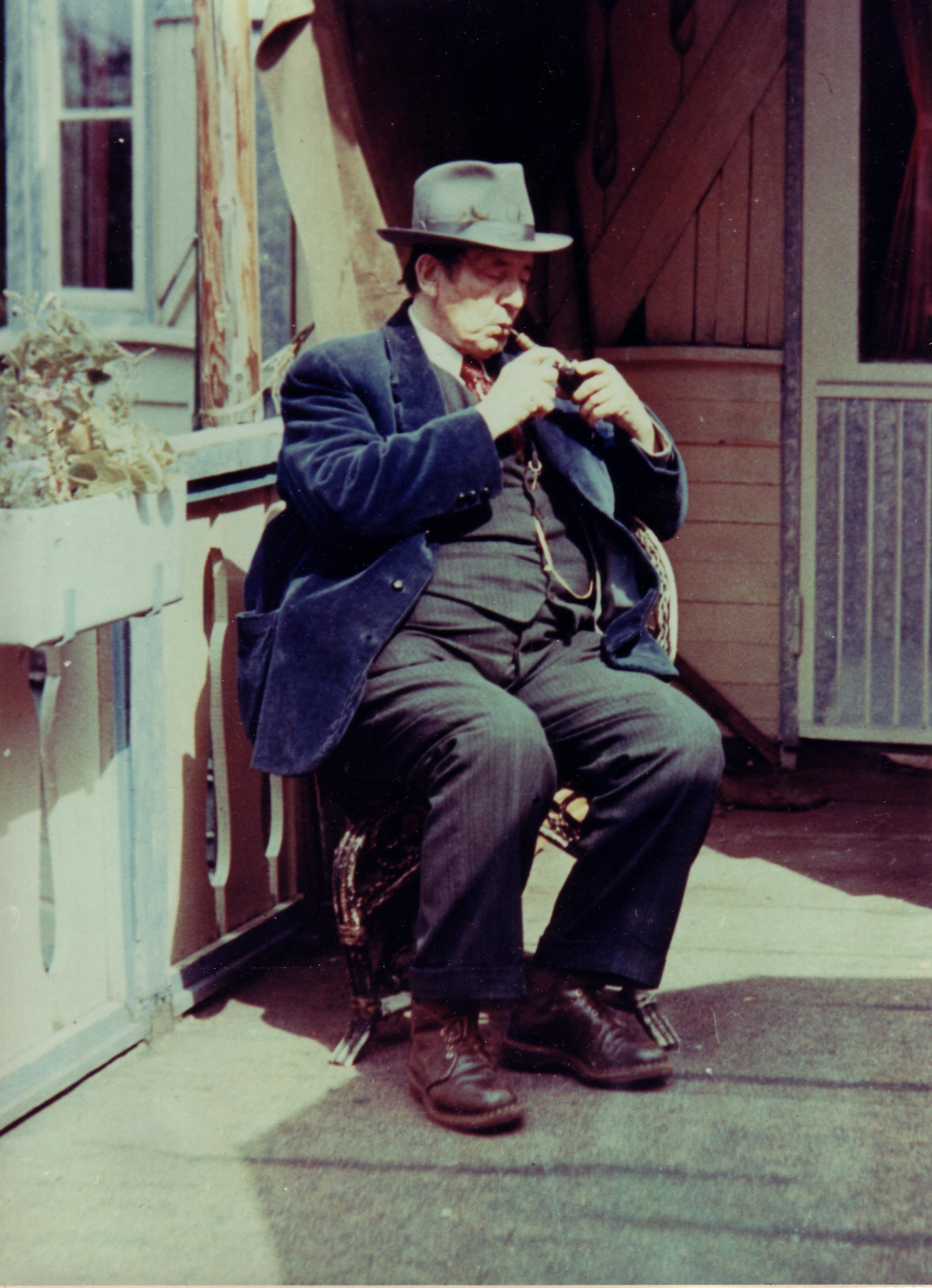 Marcello på Svarga 1963