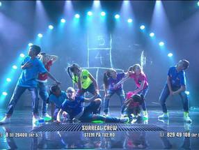 Surreal CREW videre til finalen i Norske Talenter!!!
