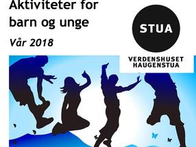 Vår 2018 på Verdenshuset Haugenstua