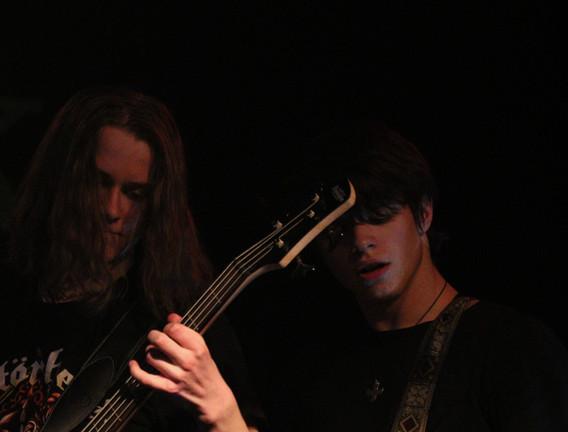 Stovner Rockefabrikk - 18 Trym og Mathia