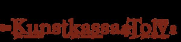 Kunstkassesjablong-for trykk 45X7 cm-rød