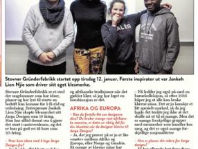 Stovner Media godt representert i Akers Avis fredag 22. januar 2016