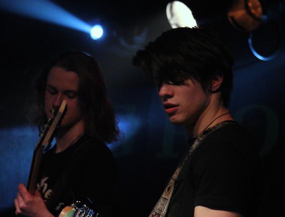 Stovner Rockefabrikk - 18 Trym og Johann