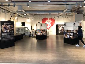 Utstillingen #stovnerlove vises på Stovner senter i 14 dager.