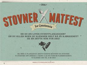 Matfestival på Stovner