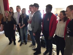 Stovner Media fikk Isabel Victoria Green Sogns inspirasjonspris 2016