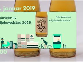 Oslo er kåret til Miljøhovedstaden i Europa 2019 - !!! Vi Kickstarter året med et arrangement på Dei