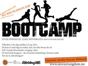 BootCamp fra onsdag 13. april