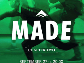 Premiere på skatefilmen «MADE chapter two»!!!