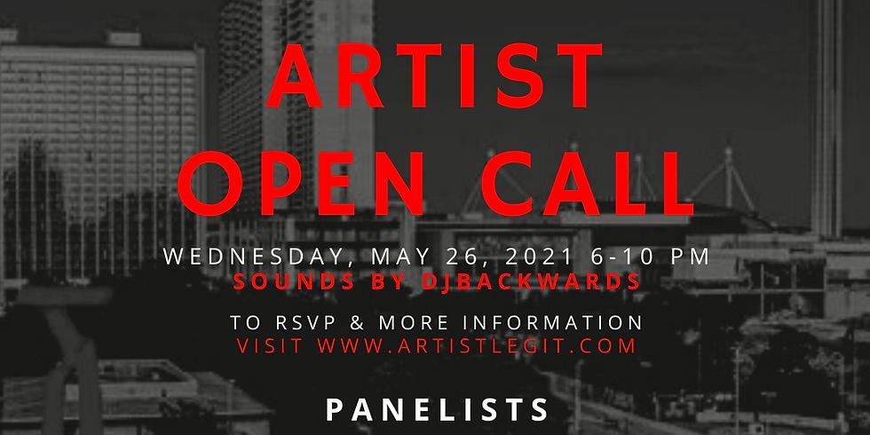 Artist Open Call: San Antonio