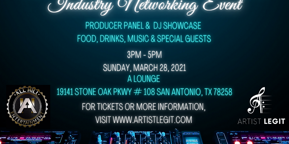 Mix & Master: Industry Networking Event