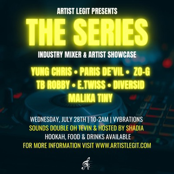 The Series: July 28th