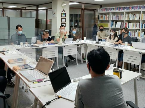 2021-3기 창업실전과정 스케치