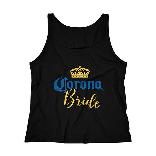 Women's Corona Bride Jersey Tank Top