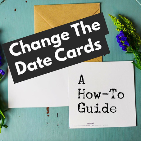 Debunking 'Change the Date' Cards