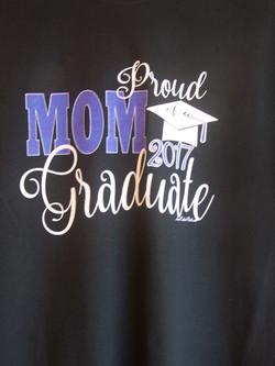 Proud Mom of Graduate