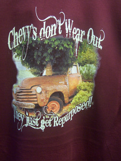 Chevy's Don't Wear Out
