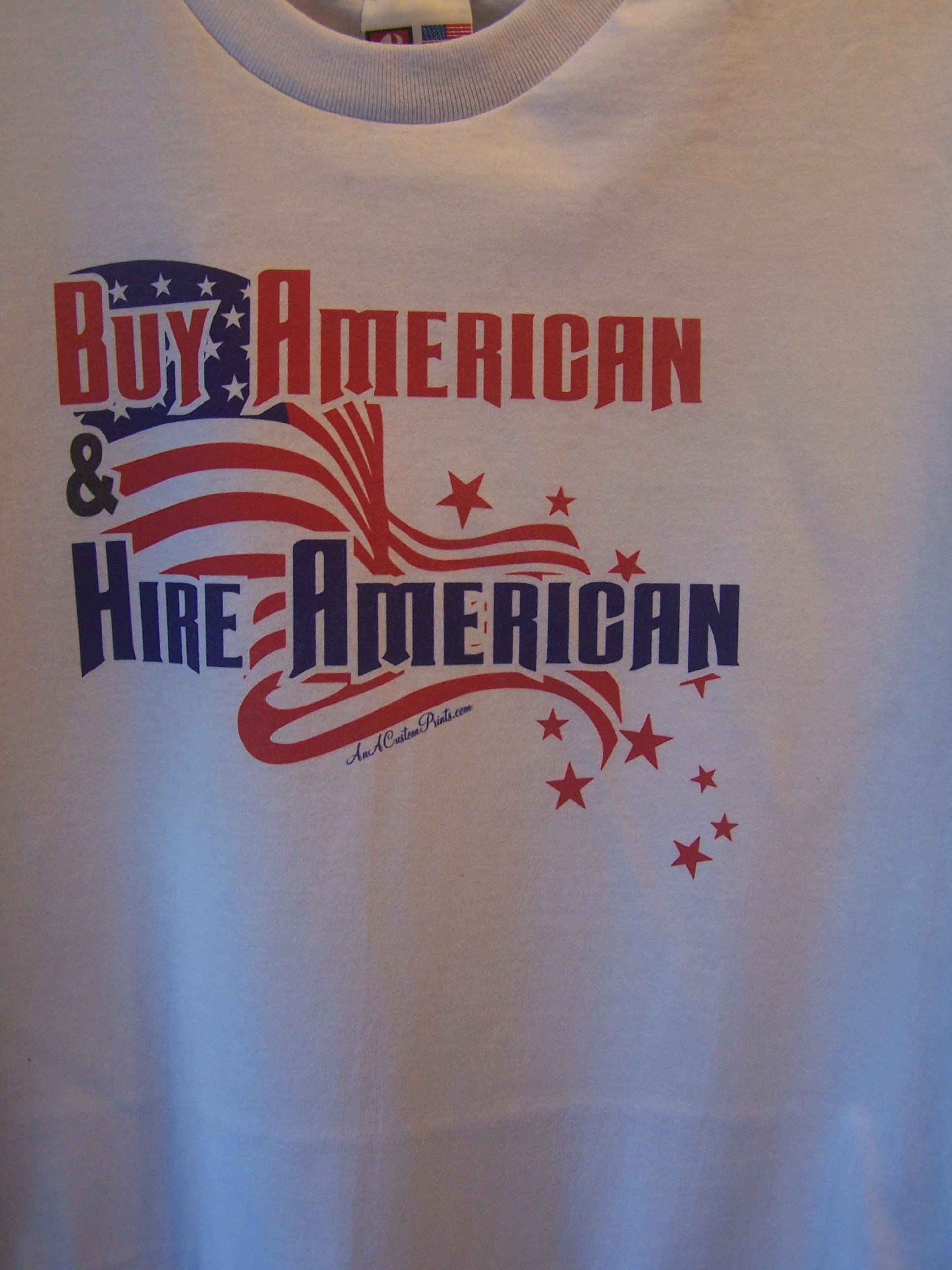 Buy American & Hire American