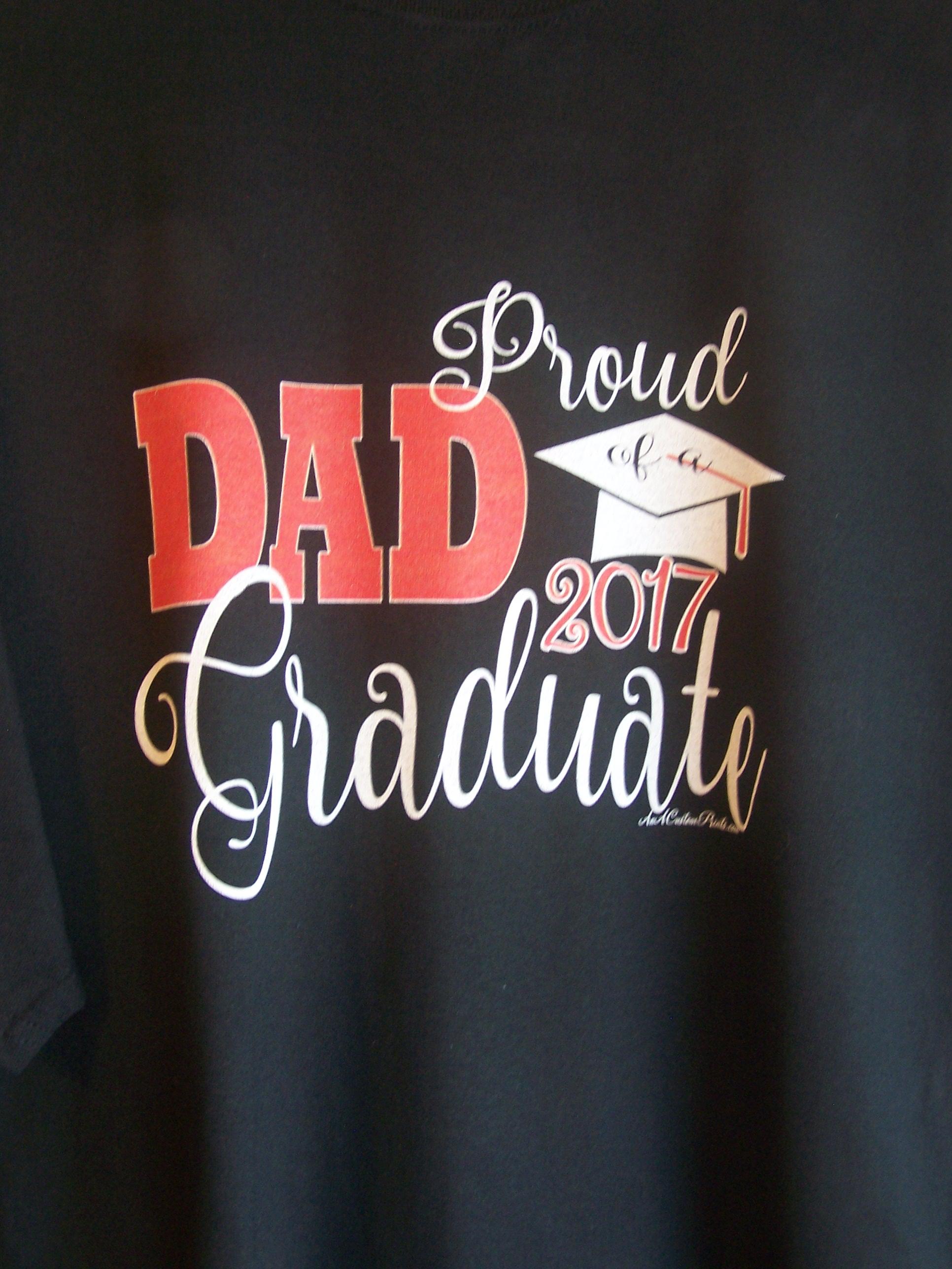 Proud Dad of Graduate