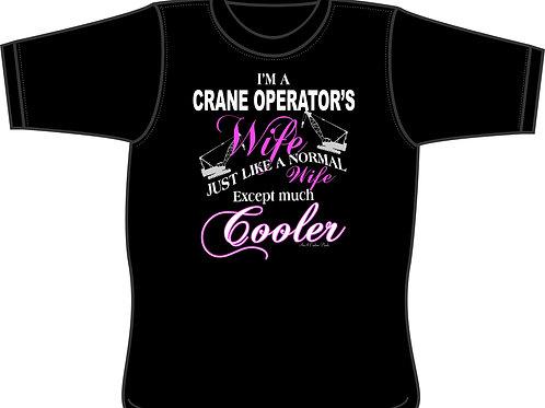 I'm a Crane Operator's Wife
