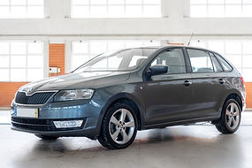 Škoda Rapid Spaceback 1.6 TDi «Ambition»