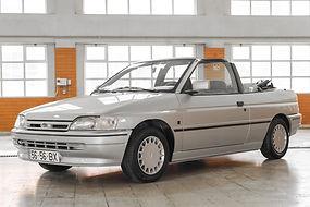 Ford Escort Cabriolet 1.4 Luxury (Mk.V)