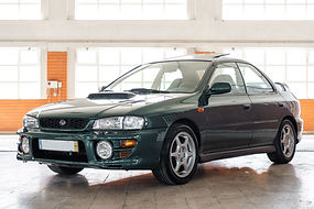 Subaru Impreza 2.0 GT AWD