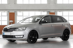Škoda Rapid Spaceback 1.6 TDi «Ambition» Copiar