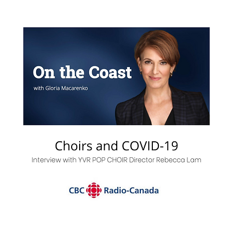 Choirs and COVID-19 Interview with YVR P