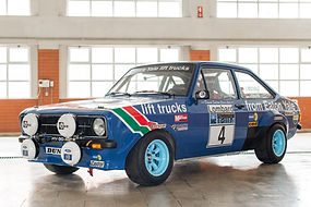 Ford Escort RS1800 Gr.4 (Mk.II) «Eaton-Yale» Recreation